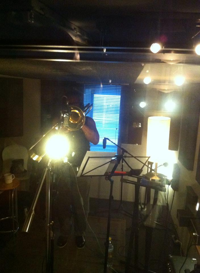 Trombone Recording with Joseph Bowie
