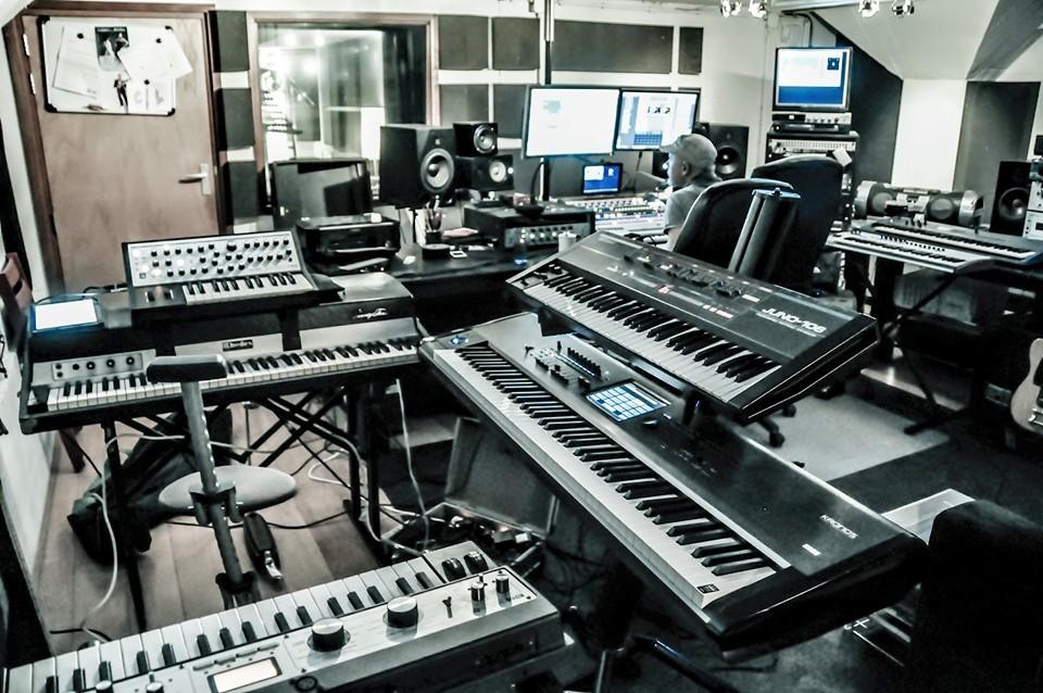 Studiosessie
